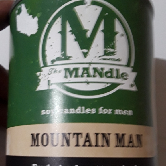 mandle Other - MAN CAVE Candle